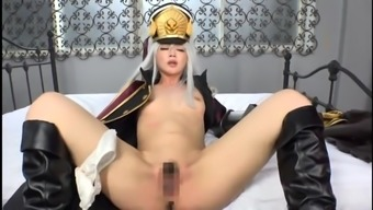 Японское Гей Порно Косплей